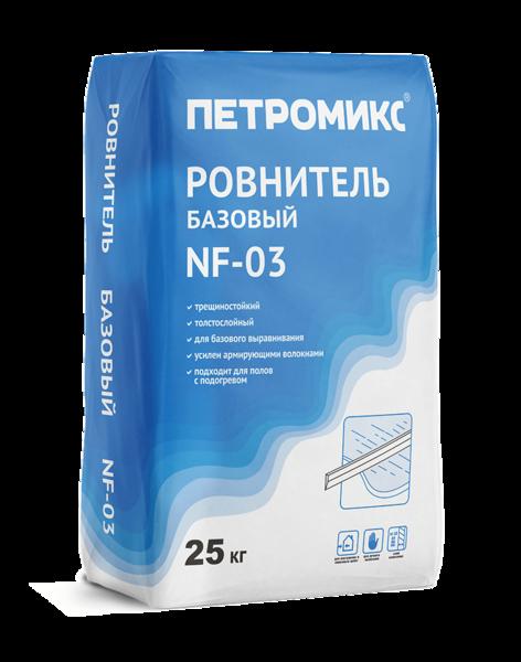 Ровнитель базовый Петромикс NF-03 25кг - купить в Санкт-Петербурге, отзывы. ТД «Вимос»