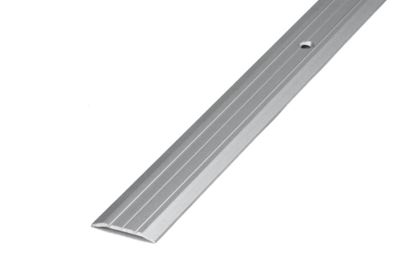 <b>Порог</b> А1-25мм <b>алюм</b>.анодированный серебро 900мм - купить в ...